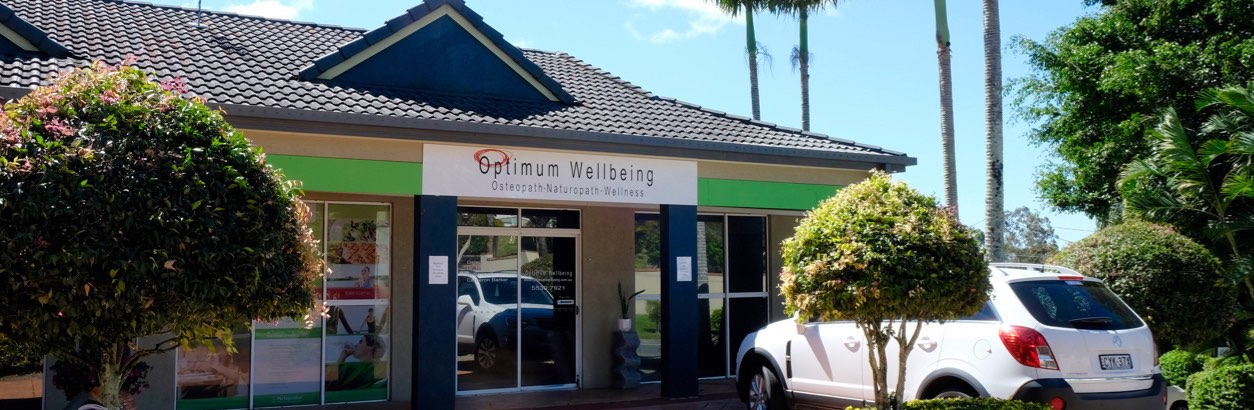 Optimum Wellbeing Centre Gold Coast