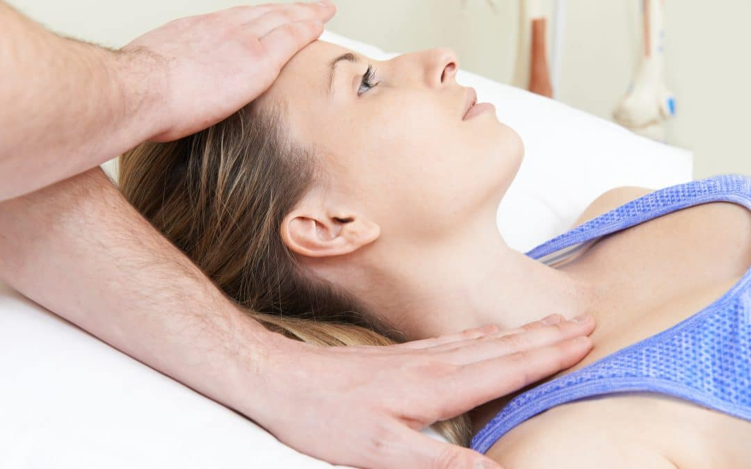 Osteopathy to Relieve Neck Pain