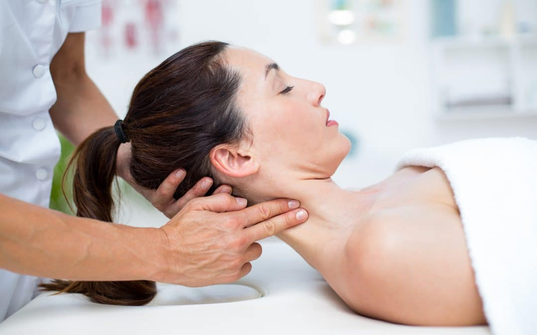 Stiff Neck Relief with Gua Sha