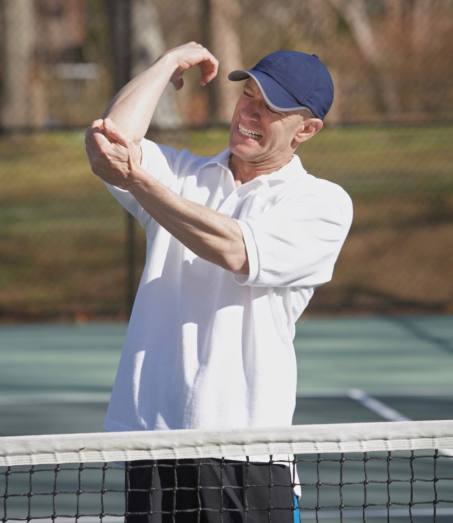 Relief for Tennis Elbow