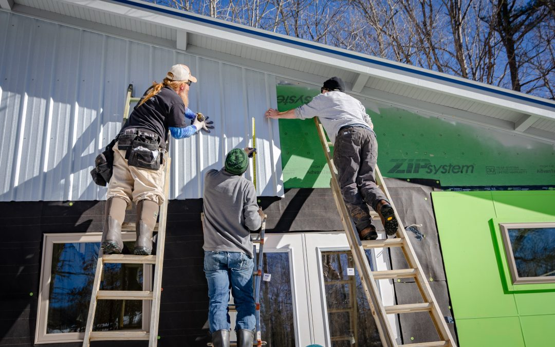 Experiencing Builders Back?